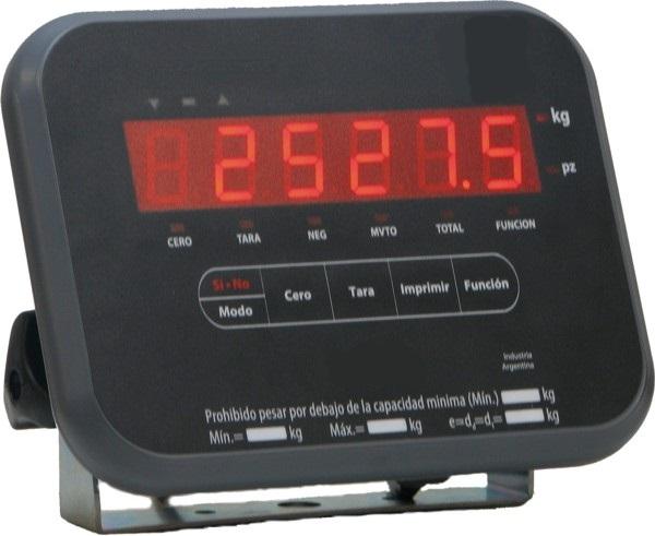 Kit e Indicador Electrónico de Peso